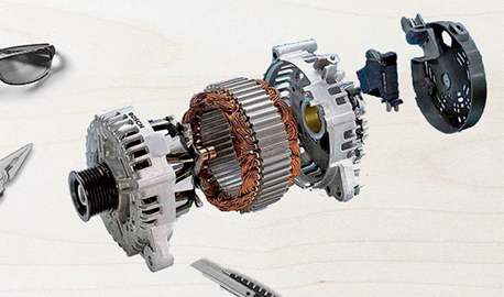Ремонт генераторов Форд